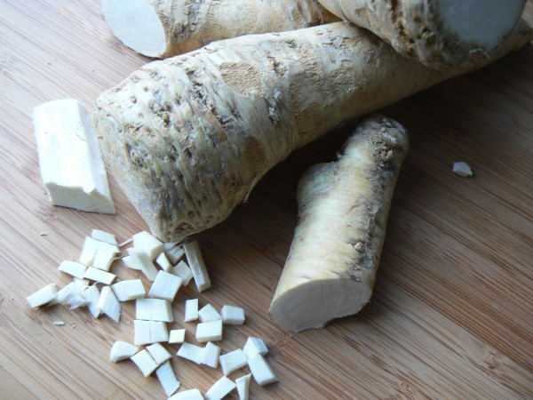 Le raifort, raconté par JOSE VEYS