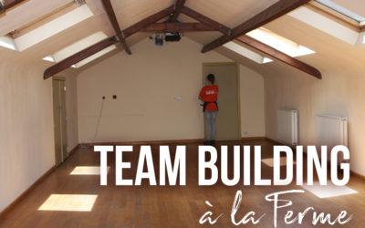 TEAM «RE» BUILDING à la Ferme Nos Pilifs