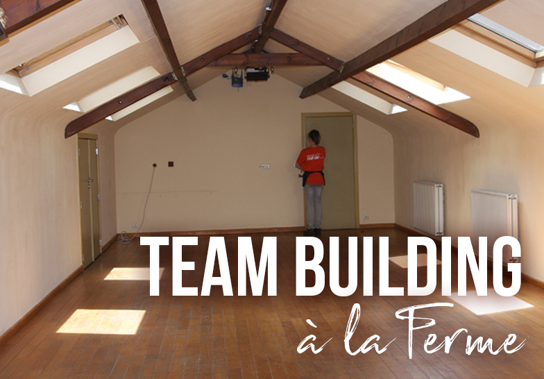 TEAM « RE » BUILDING à la Ferme Nos Pilifs