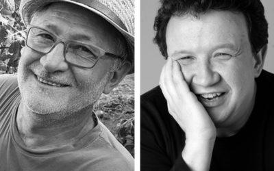Dédicaces de Pascal Antigny et Eric Boschman
